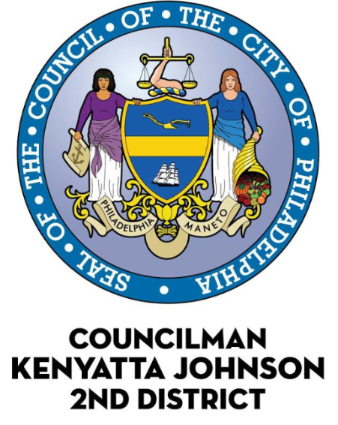 Councilman Kenyatta Johnson Logo Small2