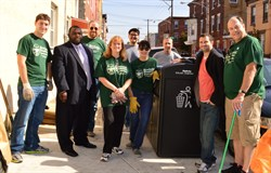 Big Belly Unveiling