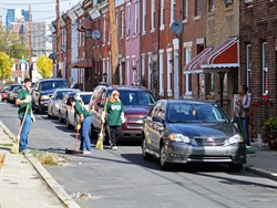 BigBelly Hicks St Cleanup